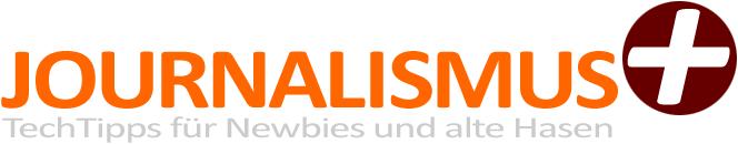 Journalismus plus Logo