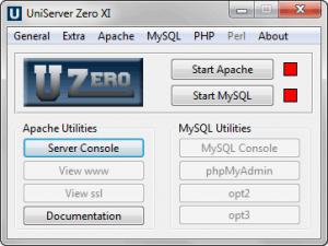 Uniform Server zero
